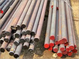 Carbon Steel En8 Round Bars  in  Grant Road