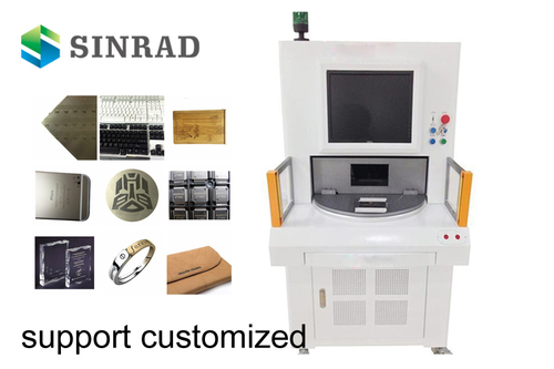 20W Fiber Laser Marking Machines For Metal Stainless Steel