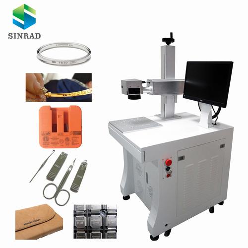 Metal Fiber Laser Marking Machines