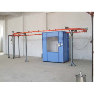 Powder Coating Spray Booth in  Maujpur