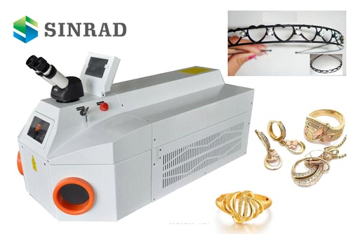 200W Eyeglasses Frame Laser Welding Machines