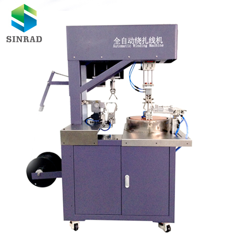 Automatic Winding And Binding Machines For Line Cable And Tube