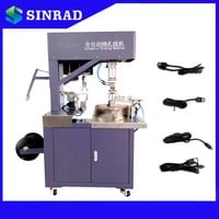 Automatic Wire Coil Winding And Binding Machine