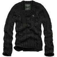 Gents Black Pullover