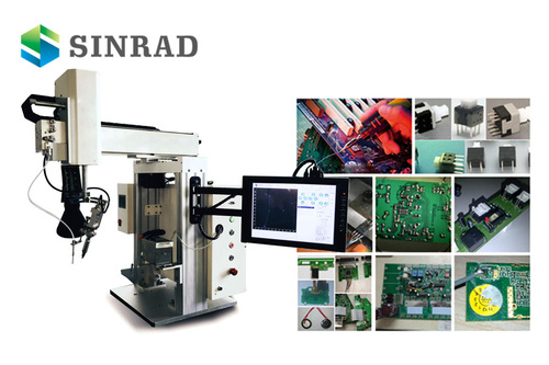 High Accuracy Auto Soldering Machines