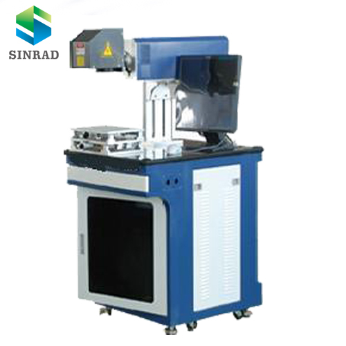 Plastic Wooden Glass And Non Metal Co2 Laser Marking Machines