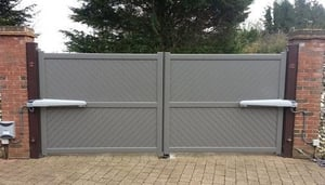 Swing Gate Automation System