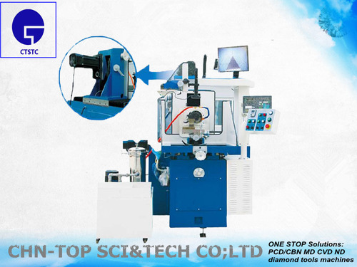 Diamond Grinding Machine For Pcd/Pcbn