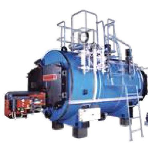 3 Pass Oil and Gas Fired IBR Boiler