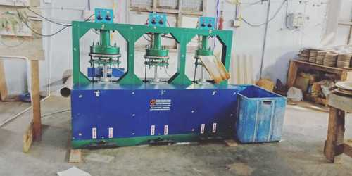 Areca Leaf Dona Making Machine in  Mullai Nagar
