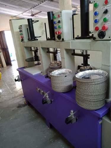 Eco Friendly Paper Plate Making Machine in  Mullai Nagar