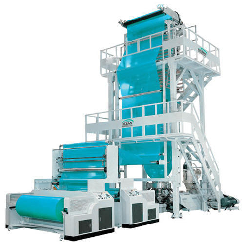 Mulch Film Making Machines