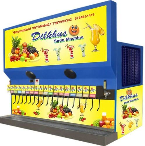 18+2 Soda Fountain Machines