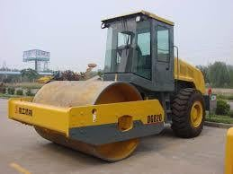 Road Roller Machinery