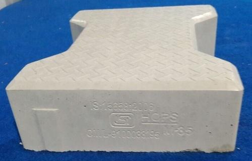 Durable Concrete Interlocking Tiles