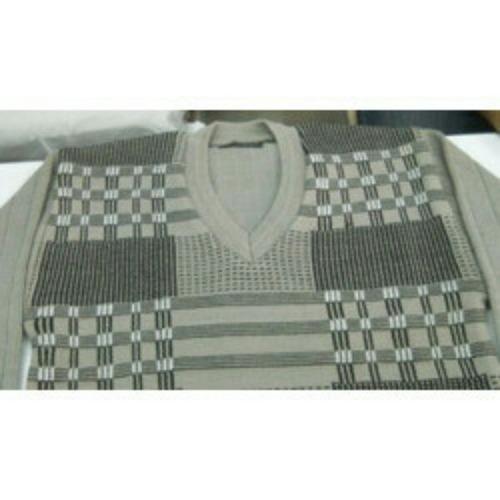 V Neck Pullover Sweater in  Basti Jodhewal