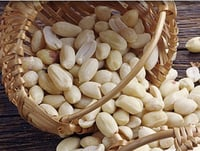 Blanched Peanuts Whole - Splits