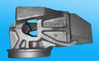 Female Articulated coupling casting