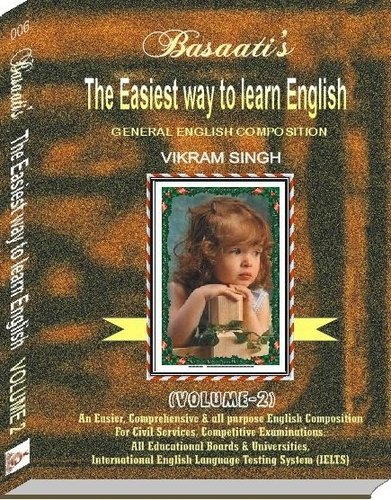 General English Composition Books