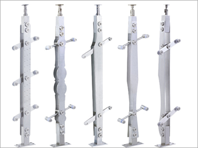 Grills Balusters in  6-Sector