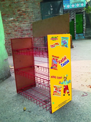 Chips Display Rack in  Dilshad Garden