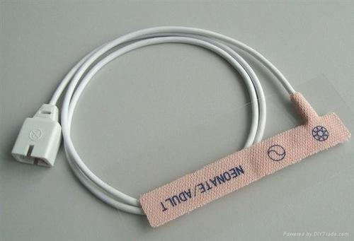 Nellcor Adult Disposable Oximax Spo2 Sensor Probe Compatible 9 Pin