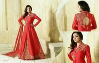 Designer Ladies Anarkali Salwar Kameez Suit