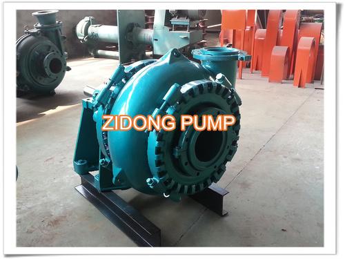 Centrifugal High Head Gravel Pump
