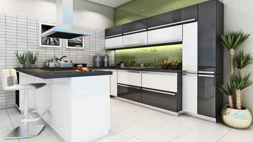Smart Modular Kitchen In Vikas Nagar (Basai Road)