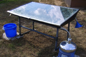 Solar Distillation Plant