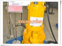 Submersible Sand Dredging Pumps