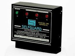 3 Phase Changeover Switch