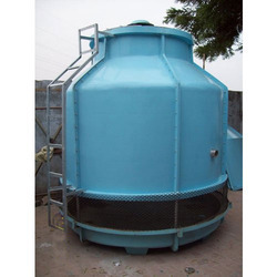Round Bottle Shape Frp Cooling Tower