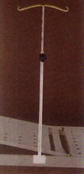 Telescopic I.V. Rod