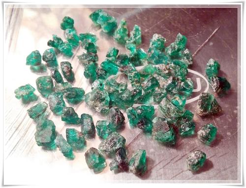 Zambian Natural Emerald
