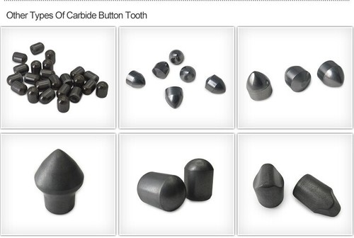 Tungsten Carbide Mining Buttons Carbon %: 11