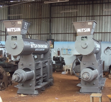 High Performance Oil Mill Machinery