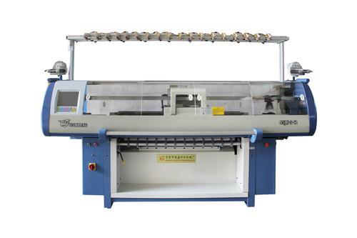 Power Flate Knitting Machine