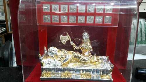 Silver Mata K Sapne Statues in  Chandni Chowk