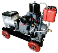 3.5 KVA Single Phase Alternator Power Generator