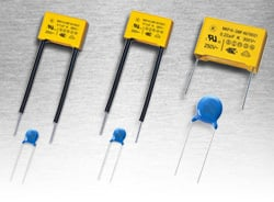 Safety Certificated Capacitor