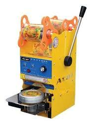 Cup Sealer Machine in  Chintal
