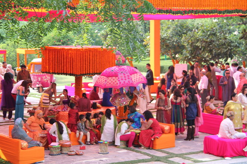 Mehandi Event Planner Services in  Chawni