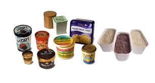 Plastic Ice Cream Packaging Container in Hyderabad