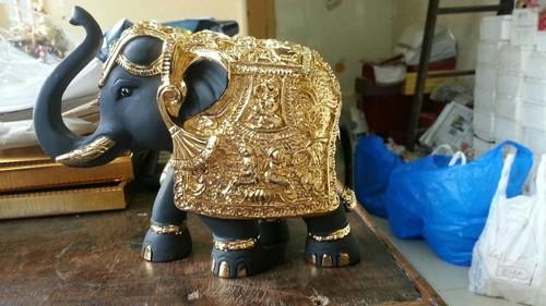 Beautifully Designed Elephant Idol