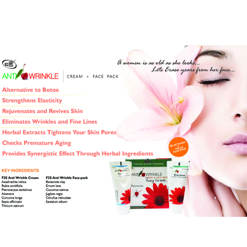 Anti-Aging Wrinkles Cream