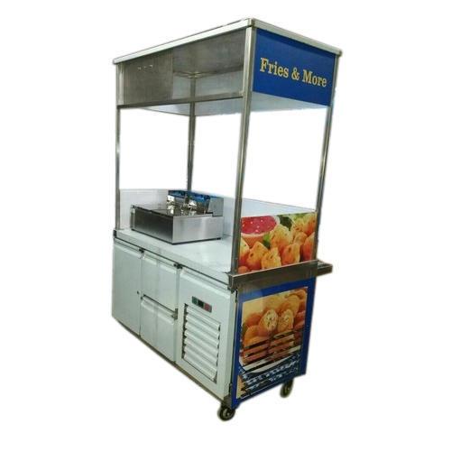 Moveable Food Kiosk Counter at Best Price in Delhi, Delhi