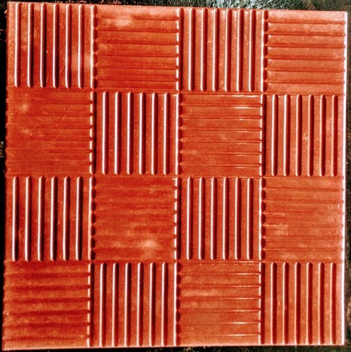 Pencil Chequered Tiles