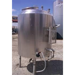 Optimum Performance Stainless Steel Jacketed Tank in   GIDC