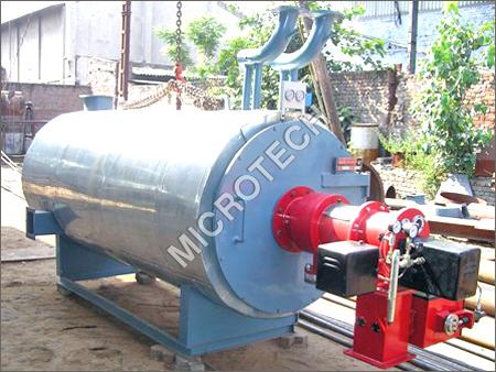 Thermic Fluid Heaters-3 Pass Horizontal